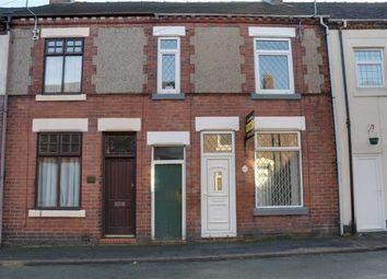 Thumbnail 3 bed terraced house for sale in Tibb Street, Bignall End, Stoke-On-Trent