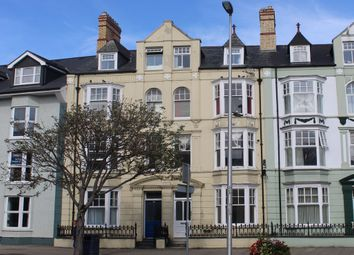 Thumbnail 1 bed duplex to rent in Flat 3, North Parade, Aberystwyth