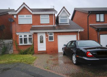 Thumbnail 5 bed detached house for sale in Tollerton Drive, Sunderland