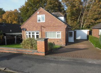 Thumbnail 3 bed bungalow for sale in Beech Road, Underwood, Nottingham