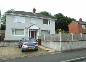 Thumbnail 3 bed detached house for sale in Bagillt Road, Bagillt Road, Greenfield, Flintshire