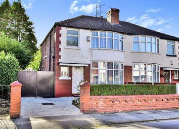 Thumbnail 3 bed detached house to rent in Pridmouth Road, Manchester