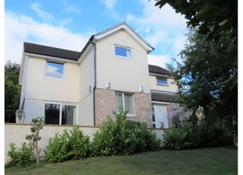 Thumbnail 4 bed detached house for sale in Love Lane Close, Paignton