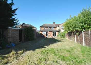 Thumbnail 3 bed semi-detached house for sale in Jubilee Crescent, Arlesey