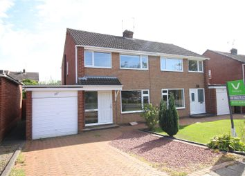 Thumbnail 3 bed semi-detached house to rent in Fulthorpe Avenue, Darlington