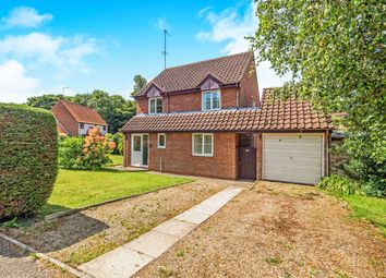 Thumbnail 3 bed detached house for sale in Latchmoor Park, Ludham, Great Yarmouth