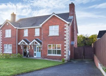 Thumbnail 4 bed semi-detached house for sale in Moss View, Craigavon