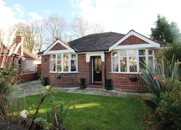 Thumbnail 2 bed detached bungalow for sale in Whitegate Park, Flixton, Urmston, Manchester