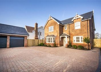 Thumbnail 4 bed detached house for sale in Berwyn View, Malpas
