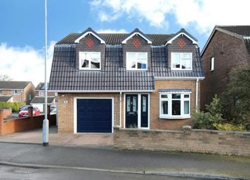Thumbnail 4 bed detached house for sale in Bishopston Walk, Maltby, Rotherham, South Yorkshire