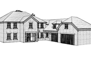 Thumbnail 6 bed detached house for sale in Plot 5, Shaw Park, Weston Lane, Oswestry, Shropshire