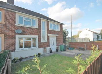 Thumbnail 4 bed semi-detached house for sale in Eastern Avenue, Gloucester