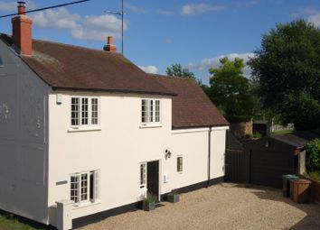 Thumbnail 3 bedroom detached house for sale in The Street, Norton, Bury St. Edmunds