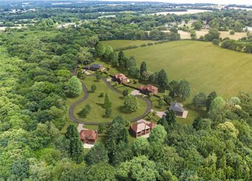 Thumbnail 5 bed detached house for sale in Hailwood Place, School Lane, West Kingsdown, Sevenoaks