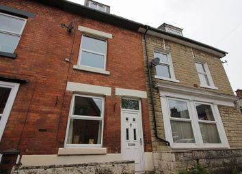 Thumbnail 3 bed terraced house for sale in Gladstone Street, Leek, Staffordshire