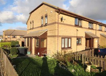 Thumbnail 1 bedroom end terrace house for sale in The Bindells, Weymouth, Dorset