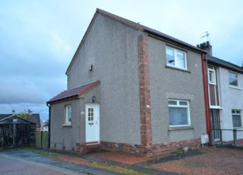 Thumbnail 2 bedroom end terrace house to rent in Windsor Road, Falkirk