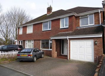 Thumbnail 5 bed property to rent in Buckingham Road, Swindon, Wiltshire