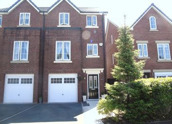Thumbnail 4 bed semi-detached house for sale in Sandfield Crescent, Whiston, Prescot