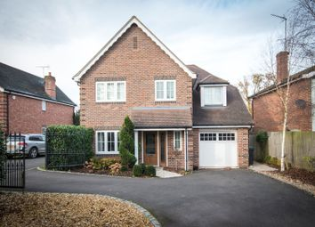 Thumbnail 4 bed detached house for sale in Coopers Place, Burghfield Common