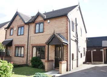 Thumbnail 3 bedroom semi-detached house for sale in 7 Worral Court, Edenthorpe, Doncaster