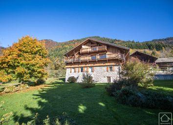 Thumbnail 5 bed chalet for sale in Verchaix, Haute Savoie, France, 74340