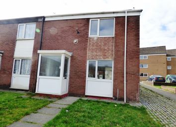 Thumbnail 2 bedroom end terrace house to rent in Merehall Close, Halliwell, Bolton