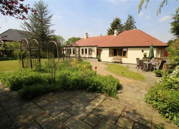 Thumbnail 5 bed detached bungalow for sale in Woodplumpton Lane, Broughton, Preston