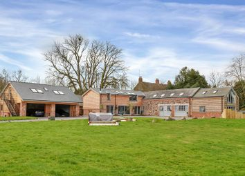 Thumbnail 5 bed detached house for sale in Charley Road, Charley, Leicestershire