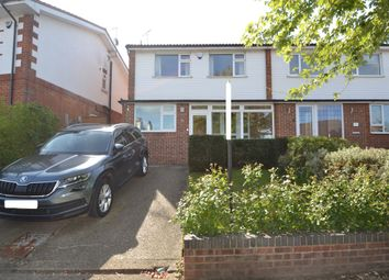 Thumbnail 4 bed semi-detached house for sale in Alverstone Avenue, East Barnet