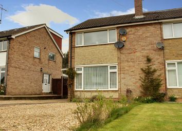 Thumbnail 3 bed semi-detached house for sale in Normandy Avenue, Beverley