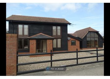 Thumbnail 4 bed detached house to rent in Ramley Farm 115 Ramley Road, Lymington