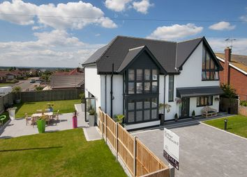 Thumbnail 4 bedroom detached house for sale in Florence Avenue, Whitstable, Kent
