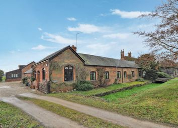 Thumbnail 4 bed detached house for sale in The Green South, Warborough, Wallingford