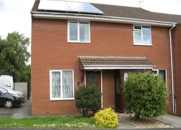 Thumbnail 2 bed terraced house to rent in Summerhouse View, Yeovil