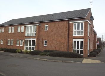 Thumbnail 2 bed flat to rent in Weston, Stafford
