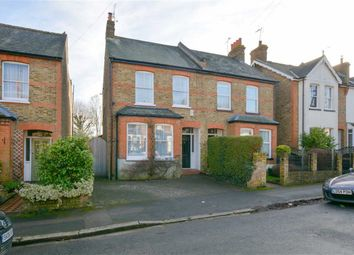 Thumbnail 3 bedroom semi-detached house for sale in Briscoe Road, Hoddesdon, Hertfordshire