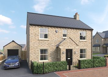 Thumbnail 4 bed detached house for sale in Meltham Grange, Holmfirth