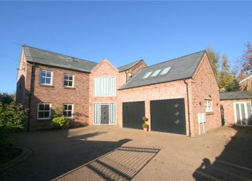 Thumbnail 6 bed detached house for sale in Alfreton Road, Newton, Alfreton