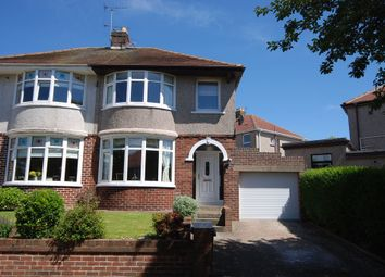 Thumbnail 3 bed semi-detached house for sale in Belvedere Road, Barrow-In-Furness, Cumbria
