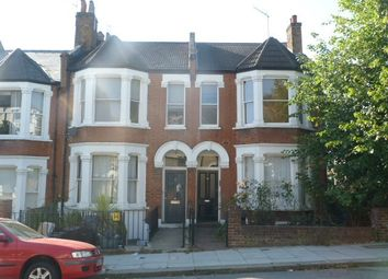 Thumbnail 3 bed flat to rent in Gladys Road, West Hampstead
