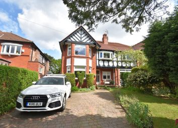 4 bed semi-detached house for sale in Hill Top Avenue, Cheadle Hulme, Cheadle SK8
