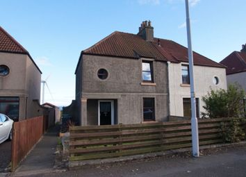 Thumbnail 3 bed semi-detached house for sale in Kenmore Terrace Wellesley Road, Buckhaven, Leven