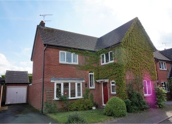 Thumbnail 4 bed detached house for sale in Dale Close, Southam