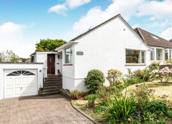 Thumbnail 3 bed detached bungalow for sale in Frith Road, Saltash