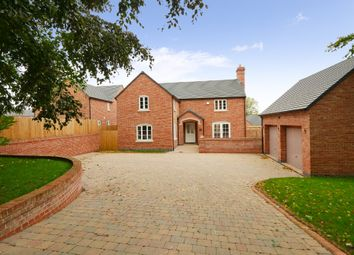 Thumbnail 5 bedroom detached house for sale in William Ball Drive, Horsehay, Telford