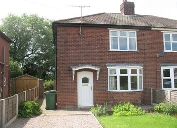 Thumbnail 3 bed property to rent in Second Avenue, Stafford