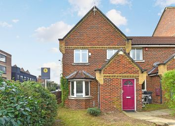Thumbnail 3 bedroom end terrace house for sale in Albert Close, Northiam Street, London