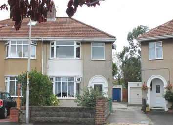 Thumbnail 1 bed flat to rent in Shaftesbury Road, Weston-Super-Mare