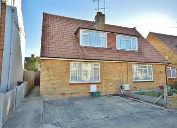 Thumbnail 3 bed semi-detached bungalow to rent in Page Road, Clacton-On-Sea